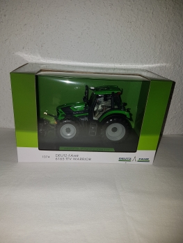 Deutz Fahr 6165 TTV Warrior